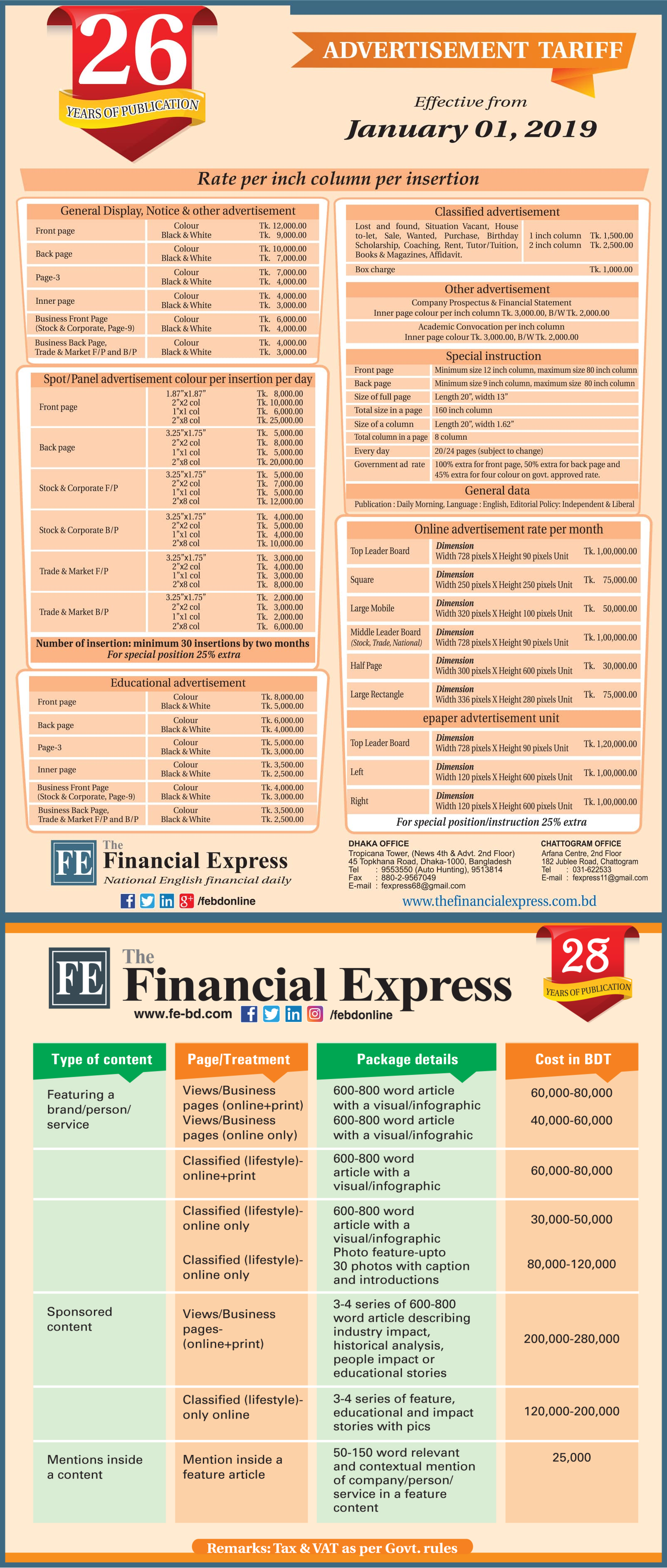 The Financial Express