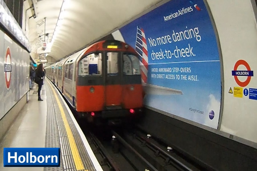 London's Holborn underground station closed in fire alert
