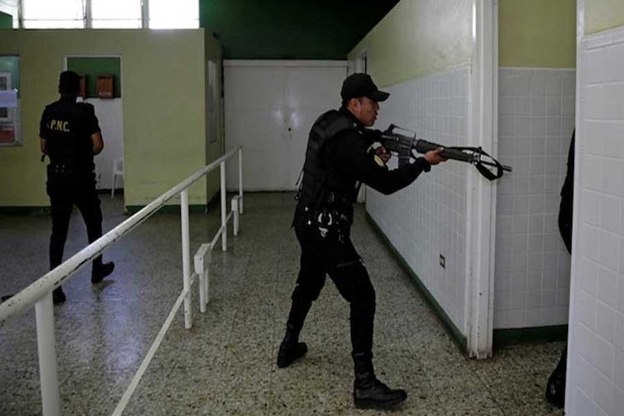 Guatemala hospital shooting kills seven