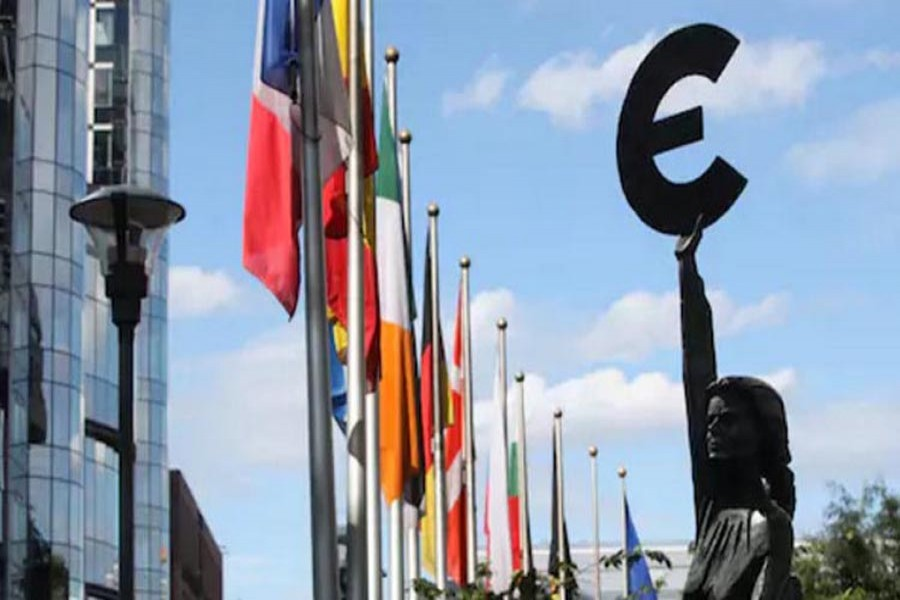 Euro zone inflation stable in July