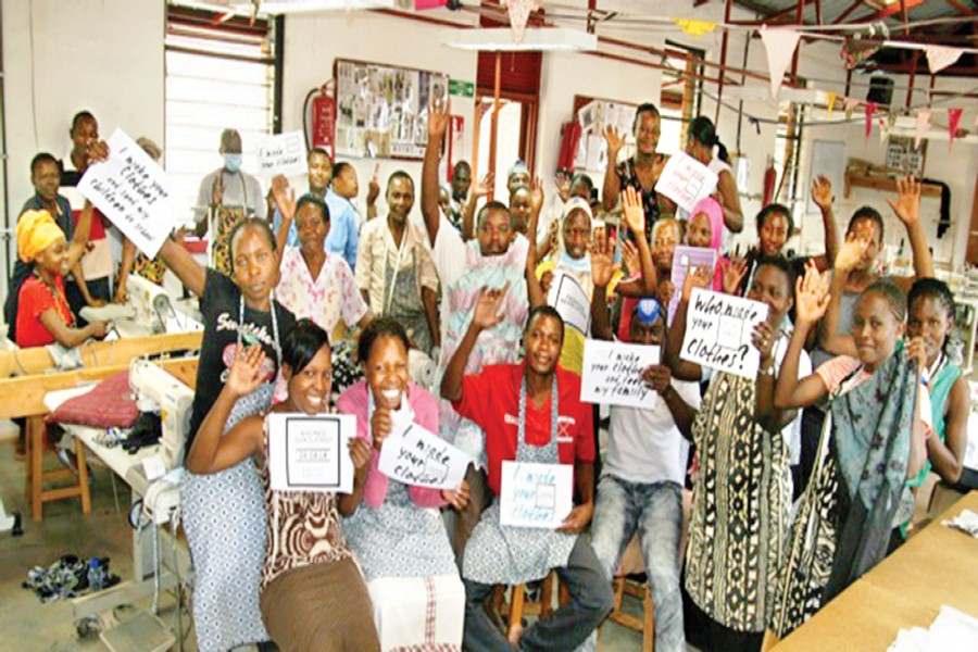 Opportunity coming Kenya's way in global garments trade