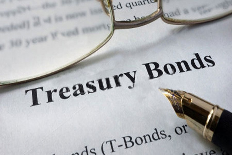 Non-resident holdings of t-bonds unchanged for five months