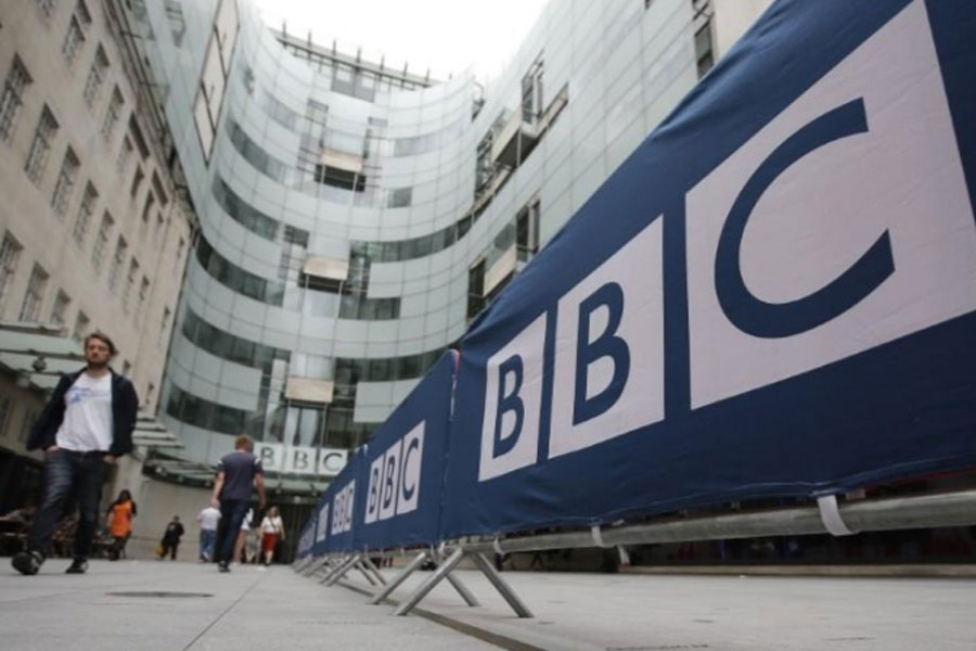 BBC reviewing staff pay to quell anger over gender gap