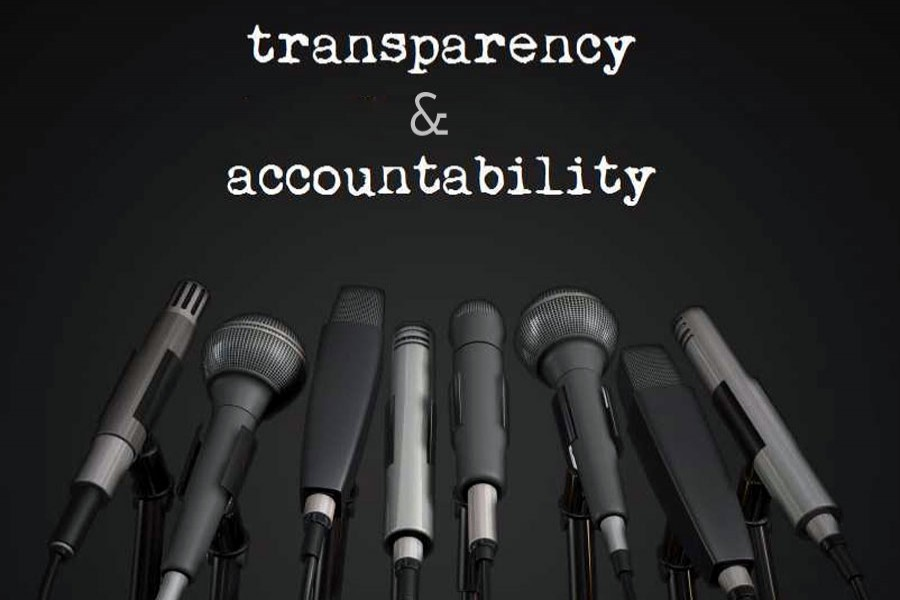 Ensuring transparency and accountability