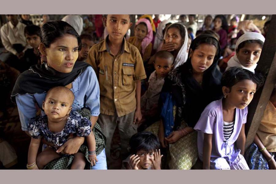 No respite for Rohingyas