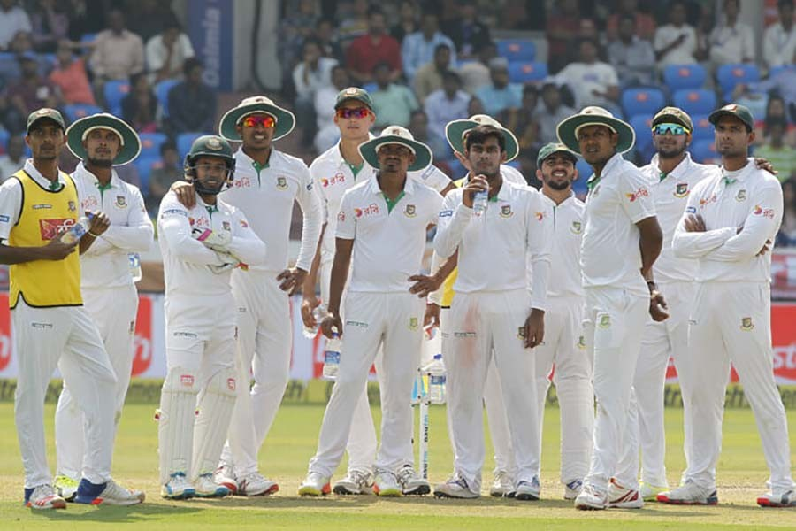 Dismal performance by Tigers in Tests