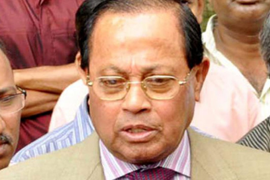 HC stays seven violence cases against Moudud