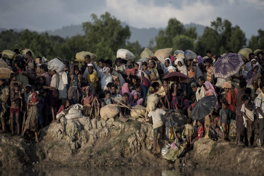 US calls Myanmar over 'ethnic cleansing'