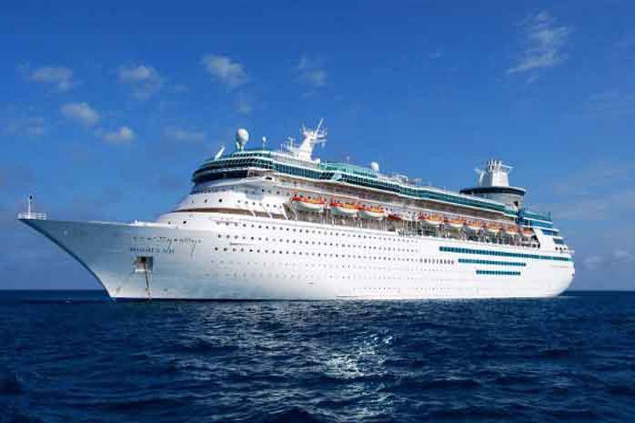 India in talks with Singapore for cruise tourism
