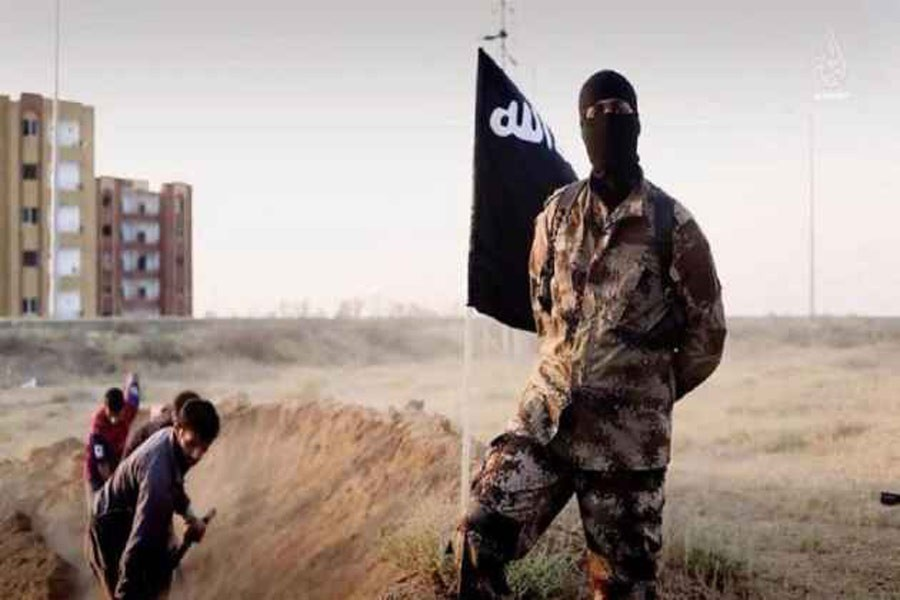 India rounds up over 103 men for ISIS link
