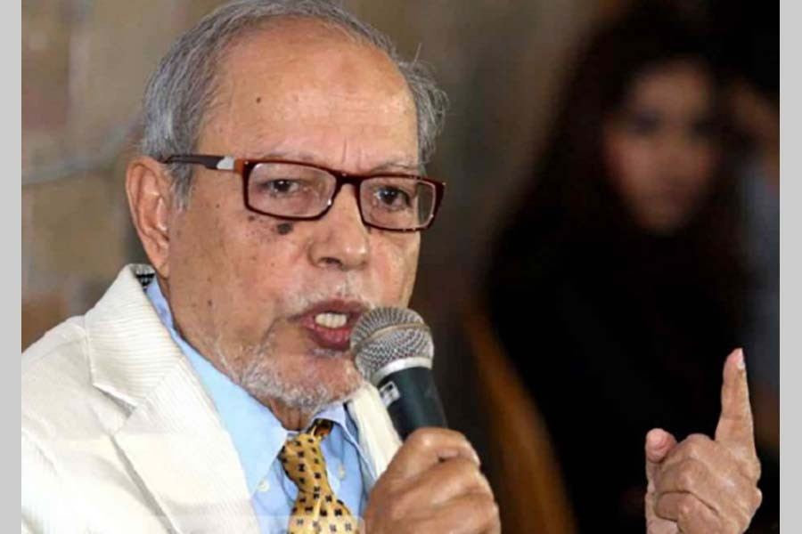 Regrettable people disappearing in independent country: B Chowdhury