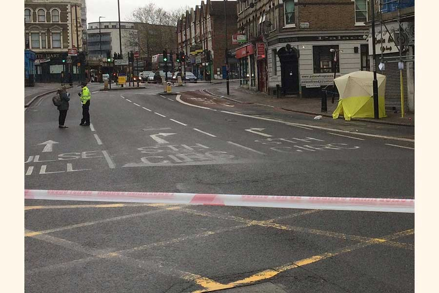 Four killed in separate stabbings across London