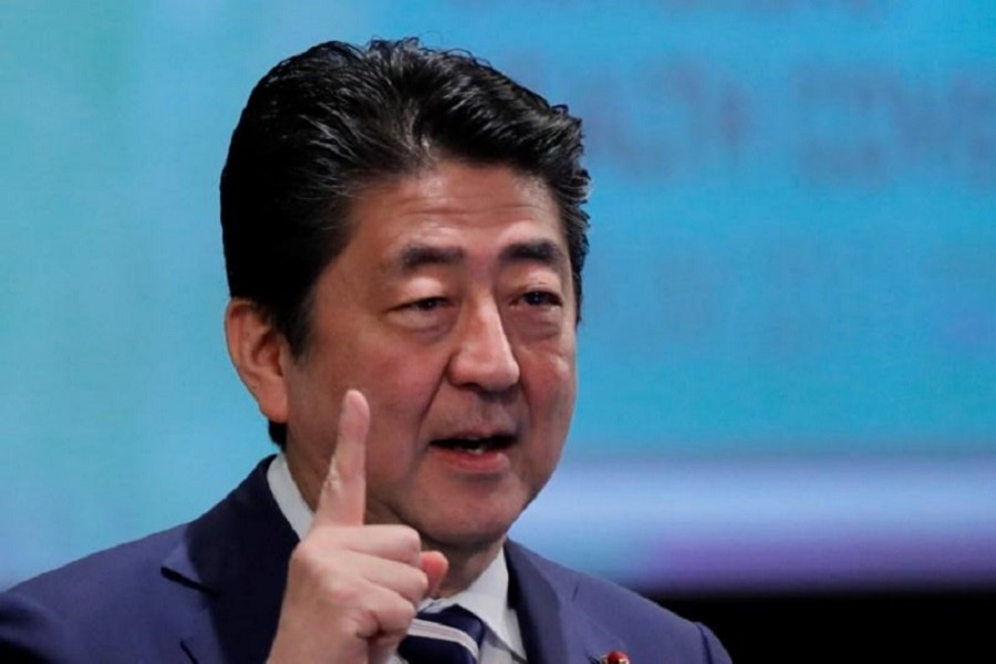 Will move to solve N Korea issues: Japan PM
