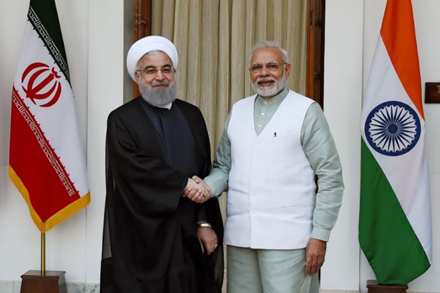 India, Iran to work for stability in Afghanistan