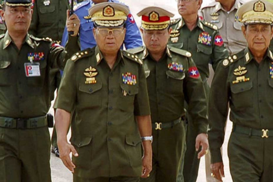 British MPs back ICC referral for Myanmar's military