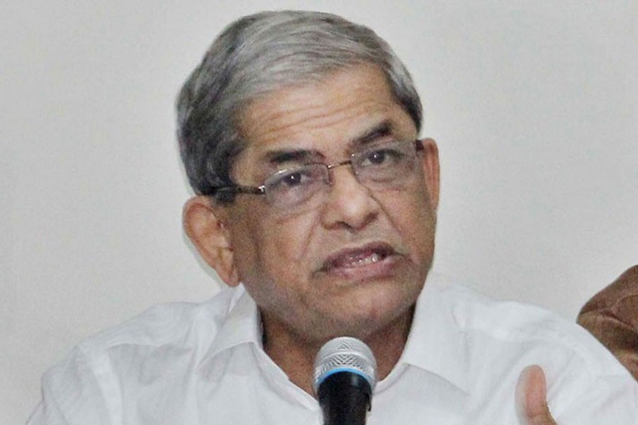 Oikya Front to restore democracy, voting rights: Fakhrul