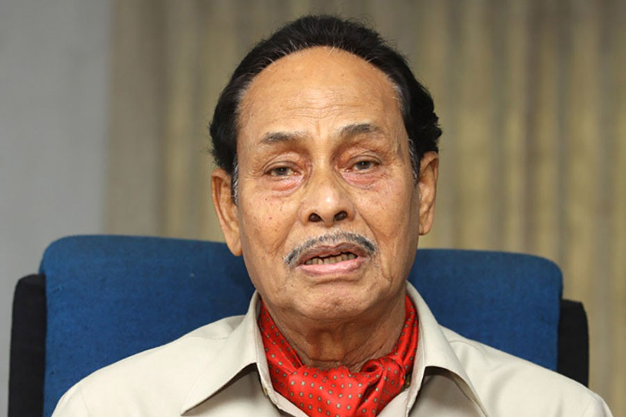 Ershad to fly for Singapore Monday night