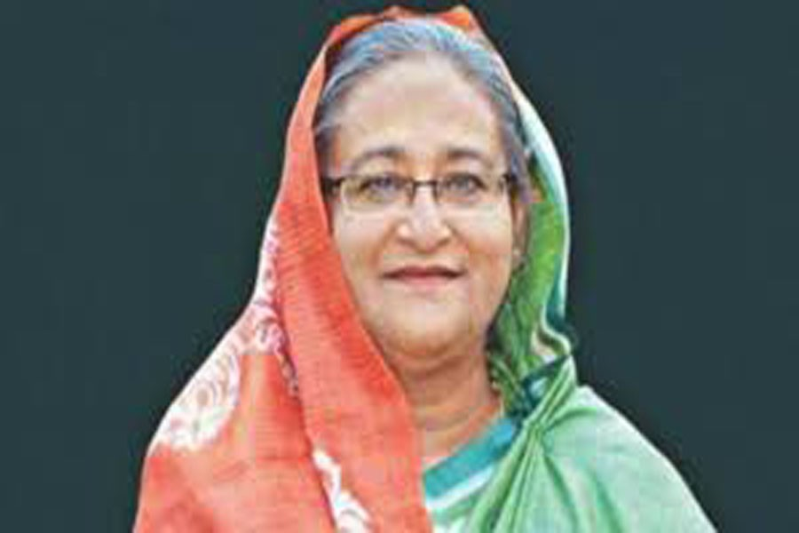 Hasina in London on official visit