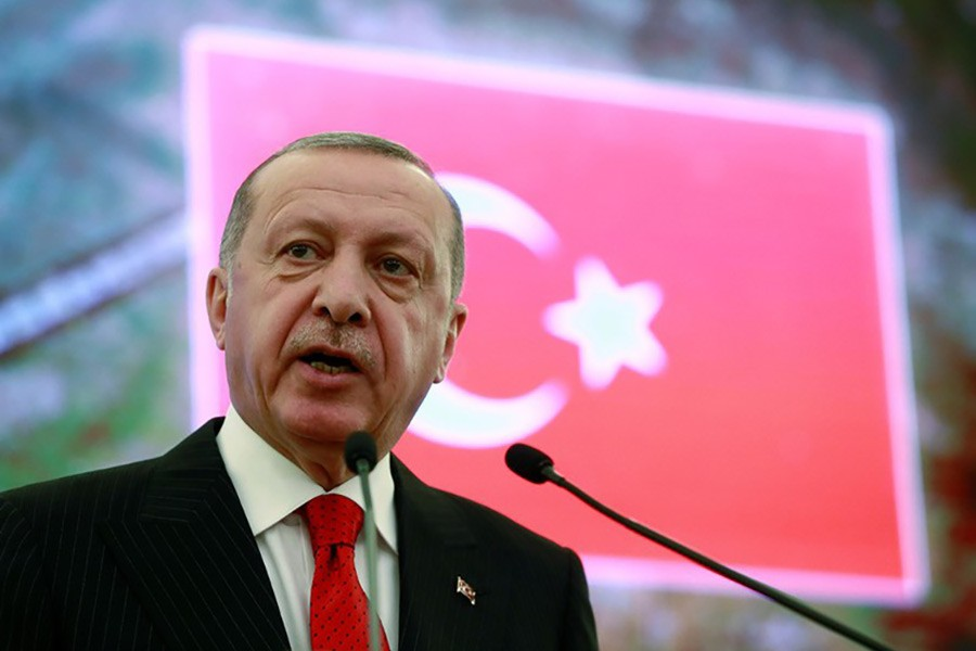 Erdogan backs re-run of Istanbul vote after 'organised corruption'