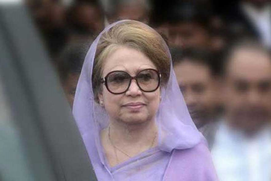 Khaleda's condition much better now: BSMMU