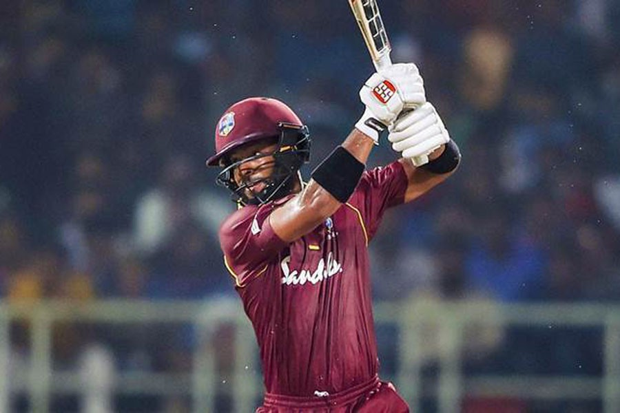 WI poised for big score