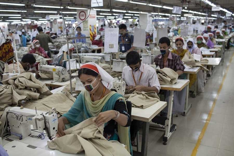 Record gas price spike puts squeeze on BD garment makers