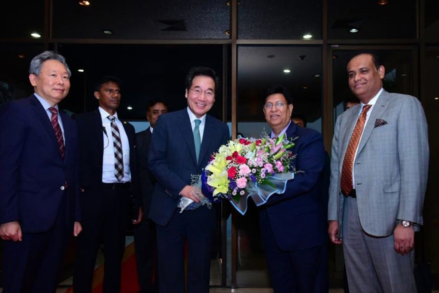'Bangladesh to seek Korean investment for innovative production'