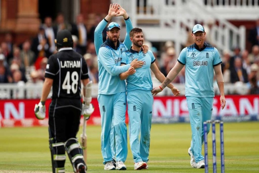World Cup final goes to Super Over after tie