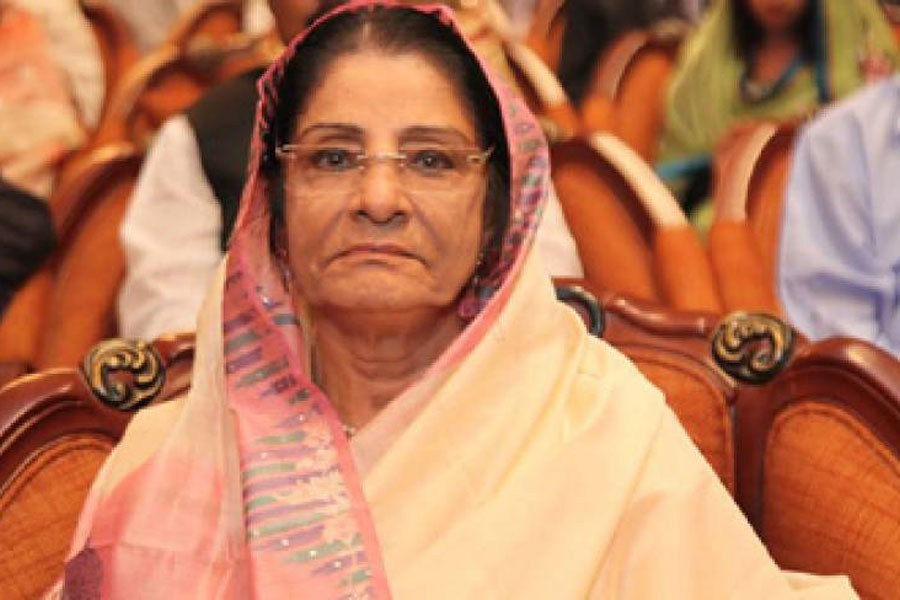 Raushon refuses to accept GM Quader as party chairman