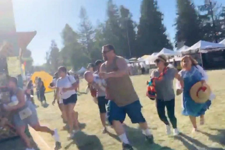 Shooting at California festival kills three