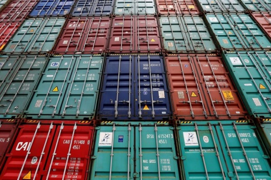 China's foreign trade up 4.2pc in first seven months