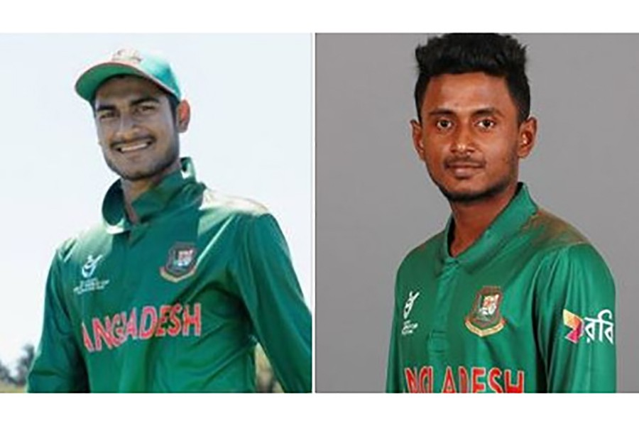 Mohammed Naim Sheikh (left), Aminul Islam Biplob seen in this photo collage