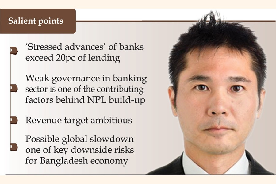 Act promptly to fix banking ills: IMF