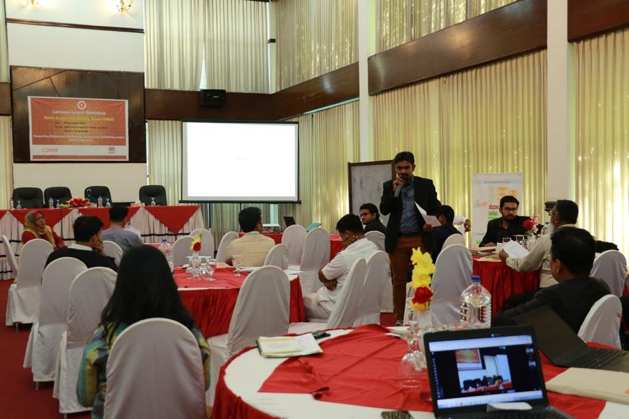 Coordinated and evidence based response  is key to disaster management