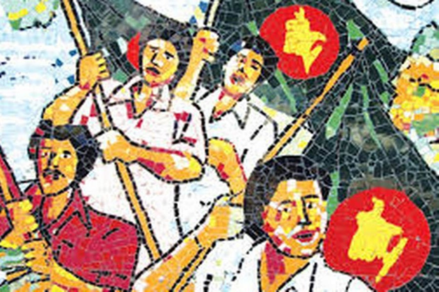 Nation set to pay homage to martyred intellectuals Saturday