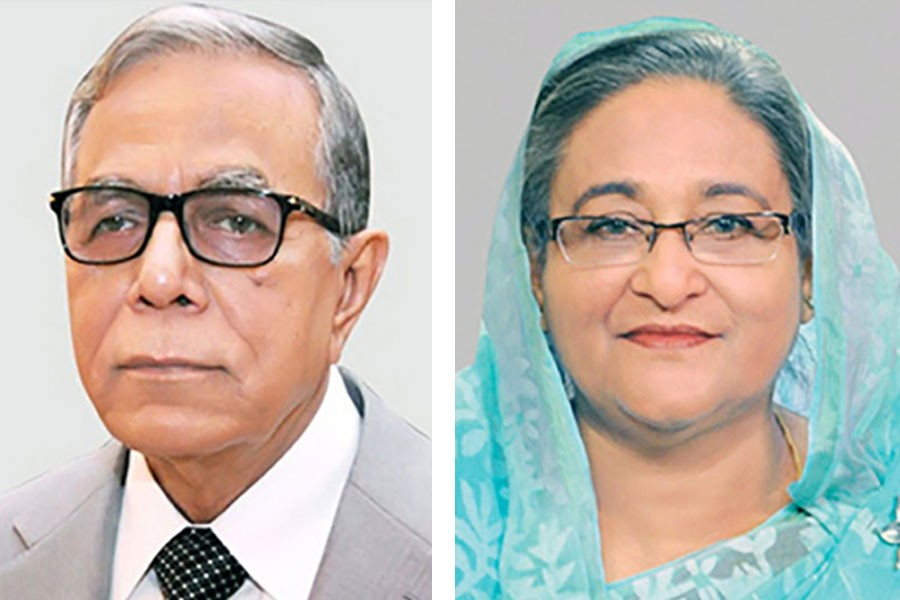 President, PM greet countrymen on Victory Day