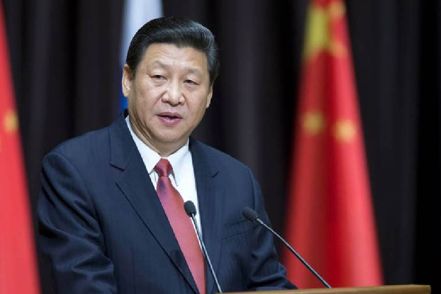 Jinping discuses Rohingya repatriation issue with Myanmar