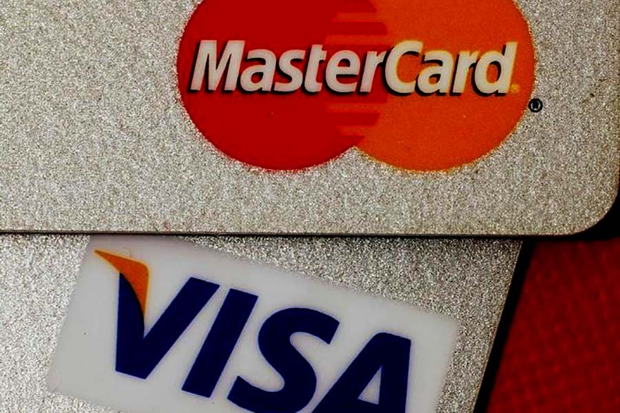 Visa, Mastercard could be next $1 trillion companies