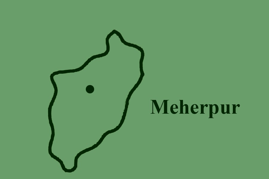 Navy man with fever, cough dies in Meherpur