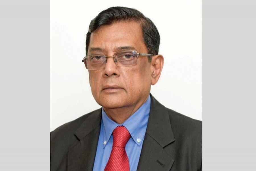 Dr Zaid Bakht, a former research director of Bangladesh Institute of Development Studies (BIDS), is seen in the image. — FE Photo