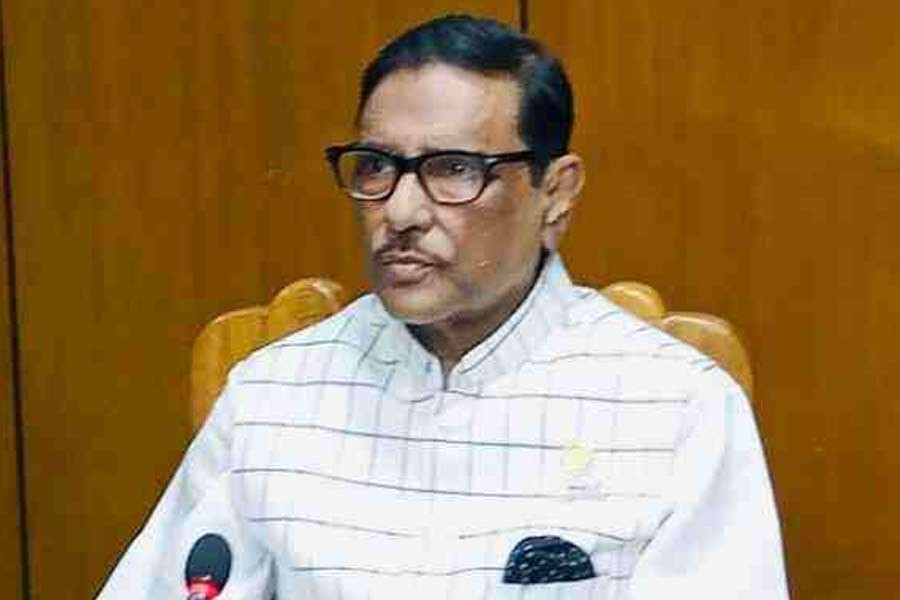 No alternative to unity to tackle COVID-19: Obaidul Quader