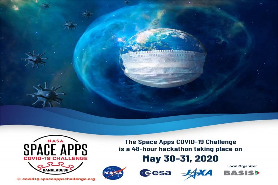 BD to attend NASA virtual hackathon on May 30-31
