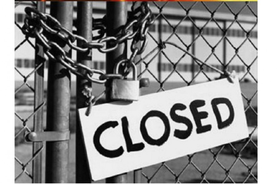 Four listed cos' shut factories due to Covid-19 pandemic