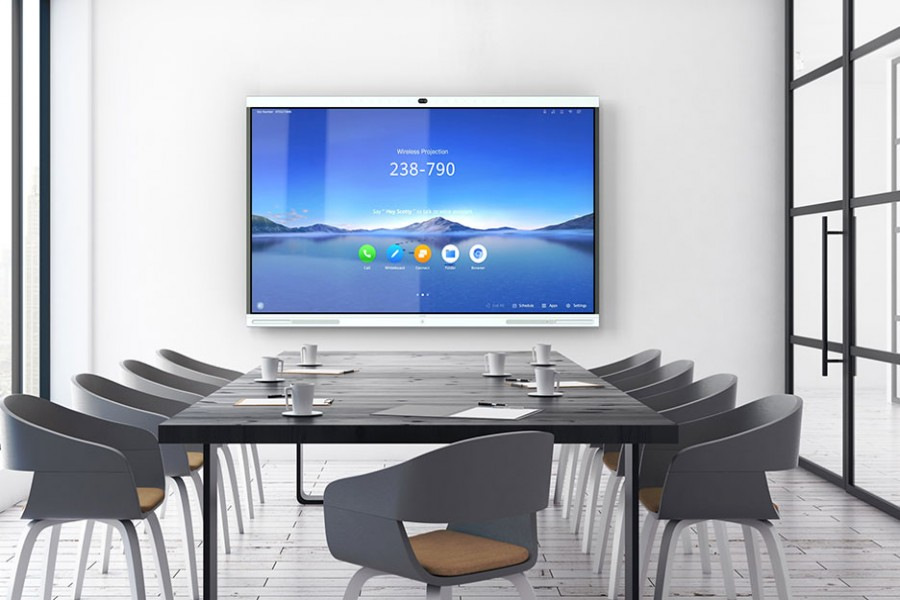 Huawei unveils smart office product for all-scenario remote collaboration