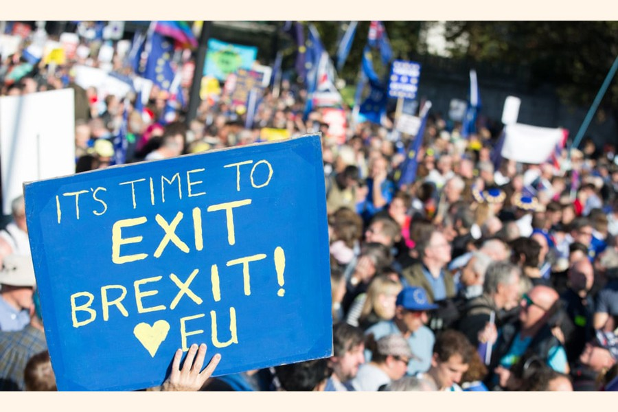 BREXIT-- the clock marches on