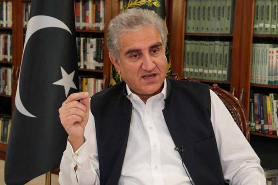 Pakistani foreign minister tests positive for COVID-19