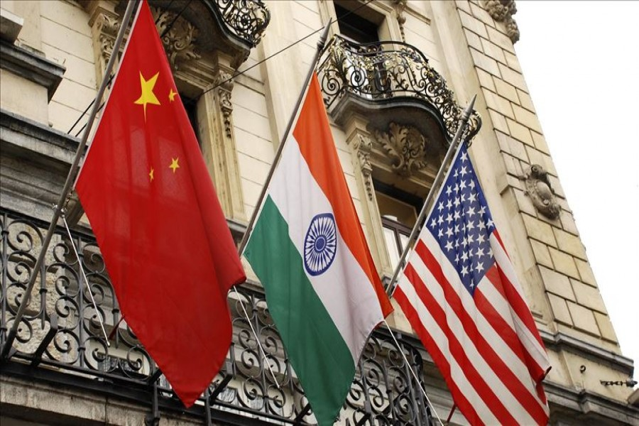 China - India border conflict: US stokes the flame