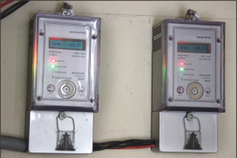 Titas to install 120,000 prepaid gas metres in city