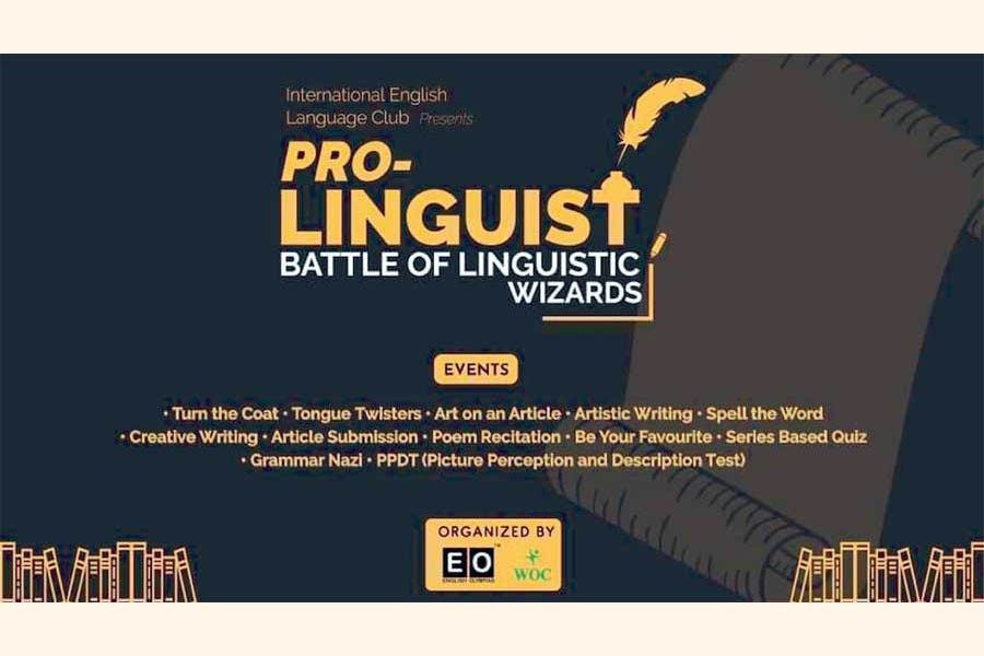 Battle of linguistic wizards