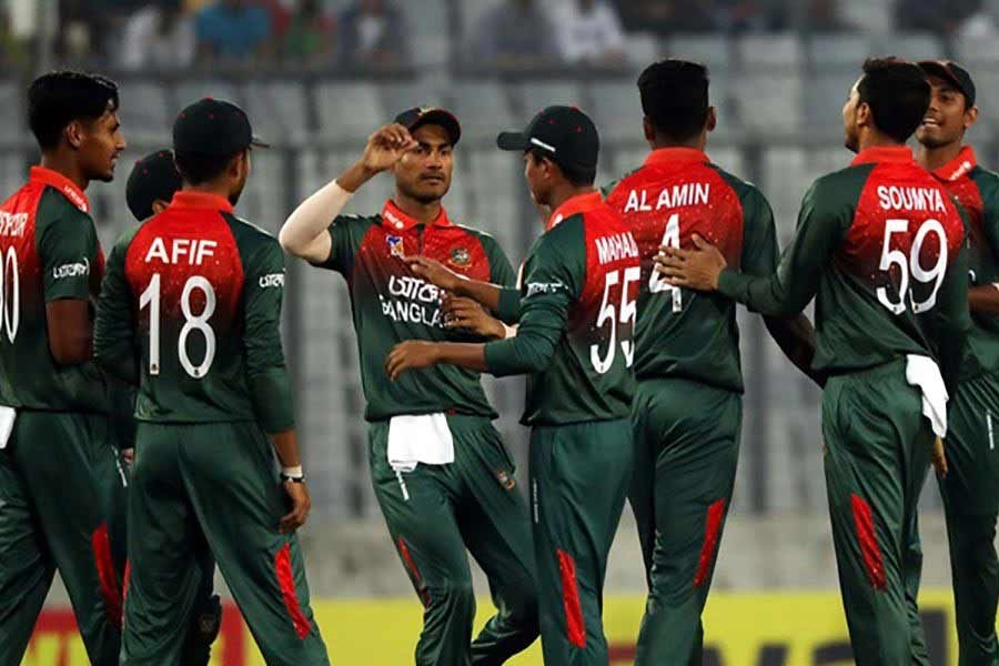 Cricketing activities to begin Sunday after four-month break